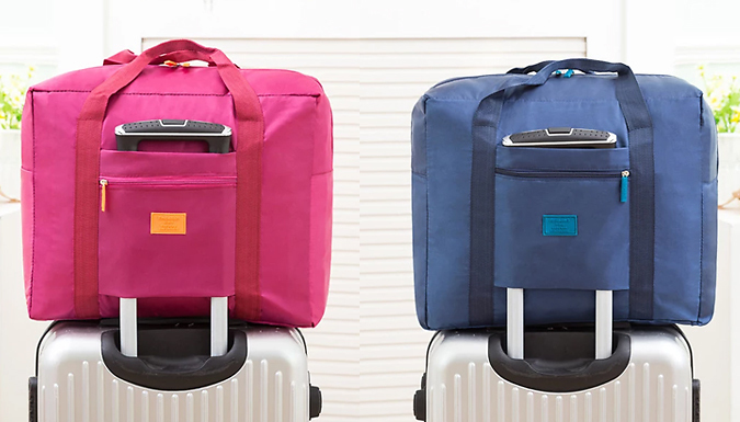 Attachable Suitcase Bag - 3 Colours from Fantasy Supply
