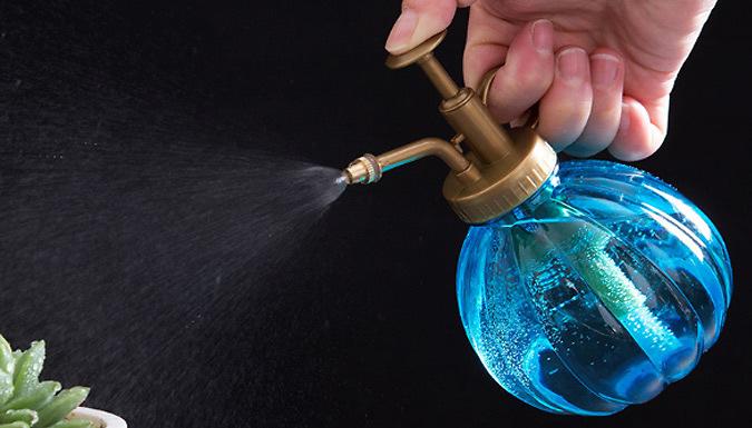 Decorative Plant Watering Spray Bottle - 3 Colours