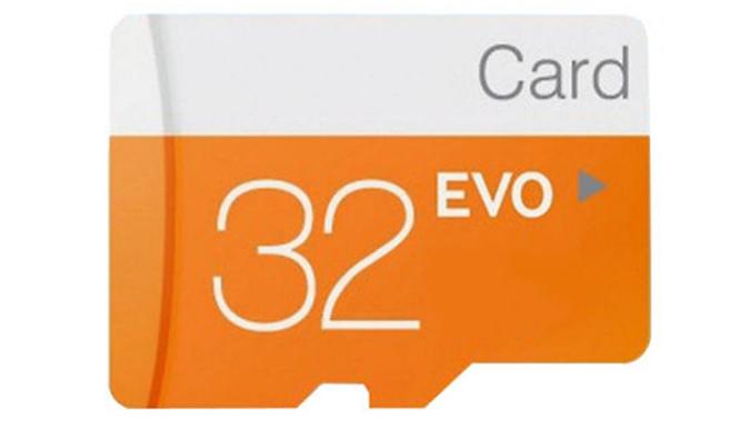 Micro SD Memory Card - 32 or 64GB