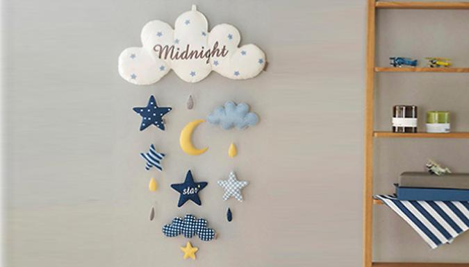 DIY or Assembled Kids Creative Hanging Decoration - 3 Designs