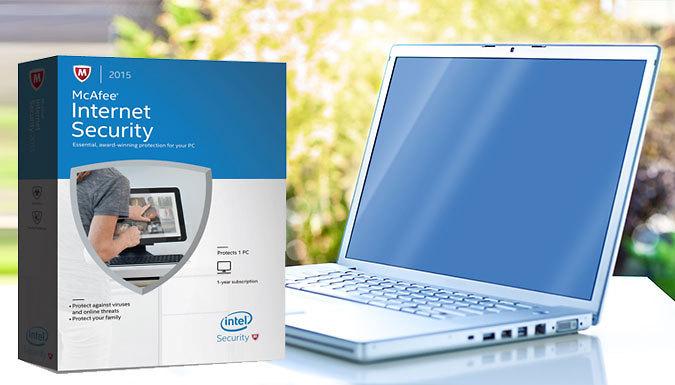 McAfee Internet Security Suite 2015