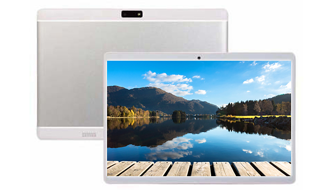 10-Inch Android Wi-Fi 3G Smartpad Tablet - 3 Colours