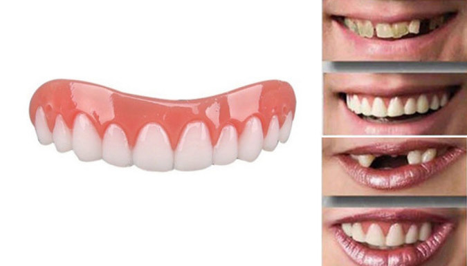 Compare retail prices of 'Perfect Smile' Upper Teeth Veneers to get the best deal online