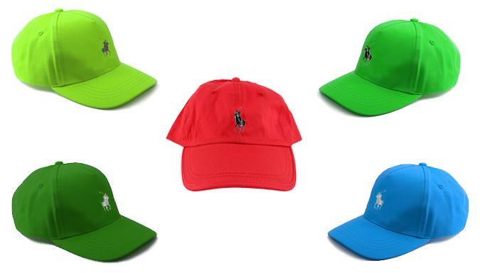Ralph Lauren Polo Cap - 5 Colours