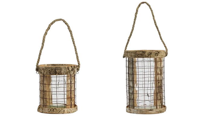 Compare retail prices of 'Elisa' Hanging Lantern - Free Delivery! to get the best deal online