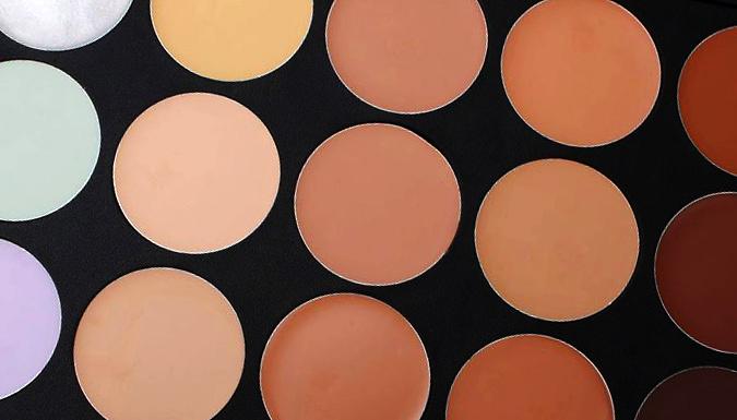 Miss Pouty 15 Piece Concealer and Contour Palette
