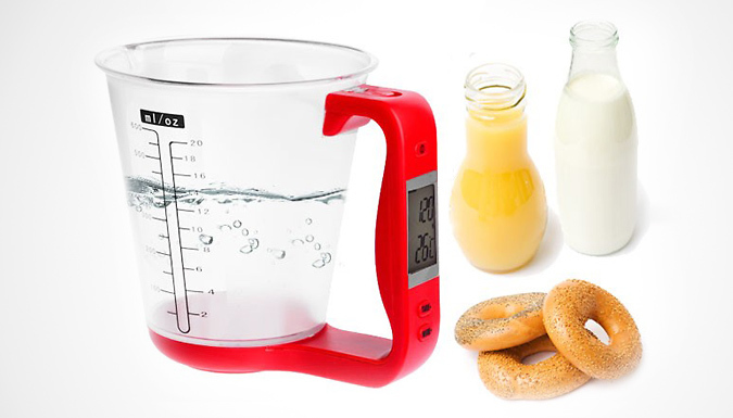 DDDeals - All in One Digital Measuring Cup