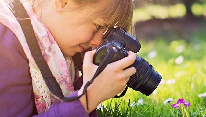 Photography for Kids Online Course