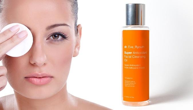 Super Antioxidant Facial Cleansing Oil 100ml