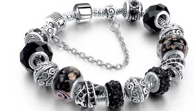 Compare retail prices of 1 or 2 Charm Bracelets - 4 Colours to get the best deal online