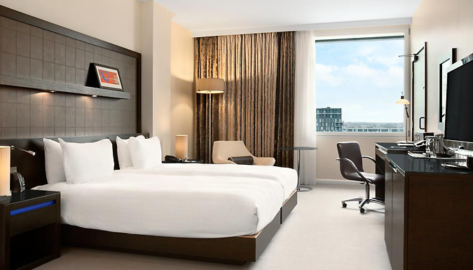 1-2 Night 4* Hotel Stay With Breakfast & 'Matilda The Musical' Tickets from OMGhotels.com Limited