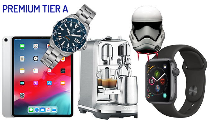 Fathers Day Mystery Deal - Chanel, Fitbit, Playstation, Golf