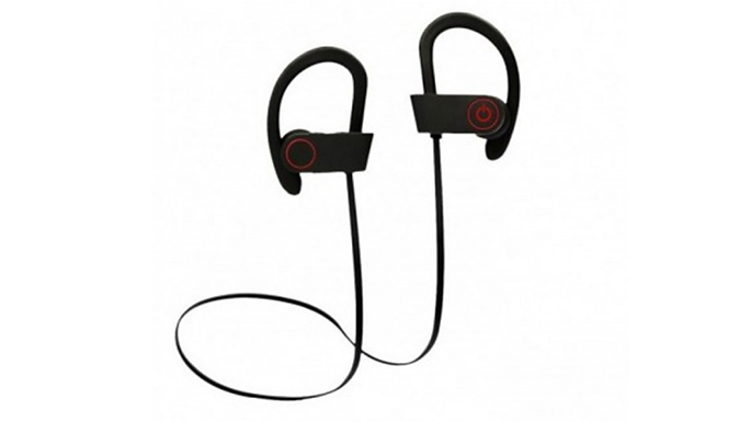 Bluetooth In-Ear Sports Headphones - 2 Colours