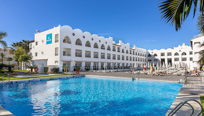 3-7 Night 4* Hotel Stay with Half-Board & Flights