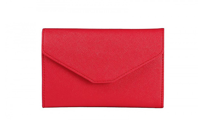 RFID-Blocking Card Wallet - 5 Colours