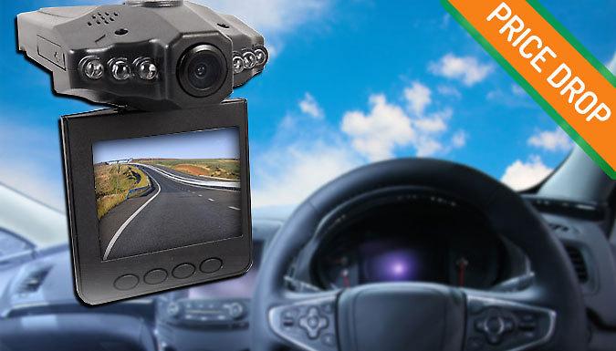 2.5 Inch In Car Surveillance Camera