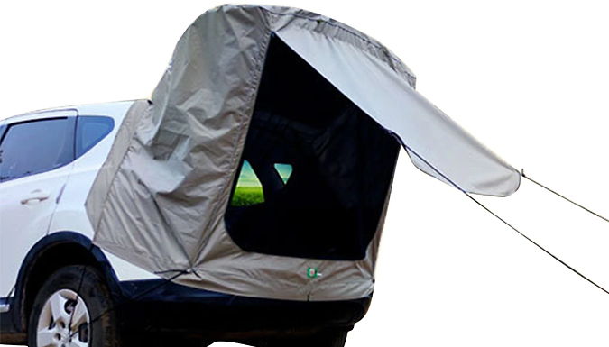 Car Boot Waterproof Sunshade Camping Tent - 2 Colours from Magic Trend