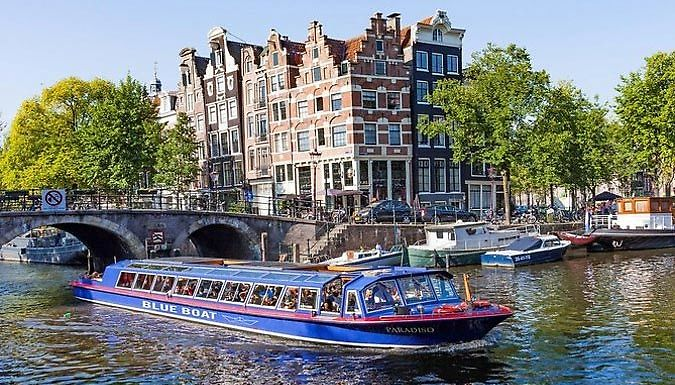 2-4 Night Hotel Stay With Flights & City Canal Cruise from Bargain Late Holidays