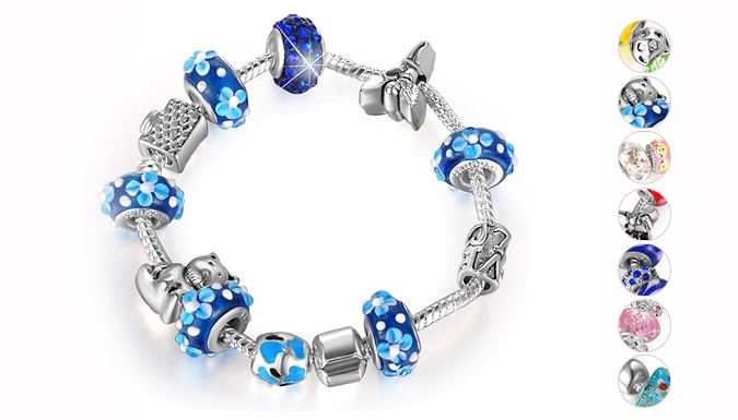 Charms of Life Bracelet - 7 Designs