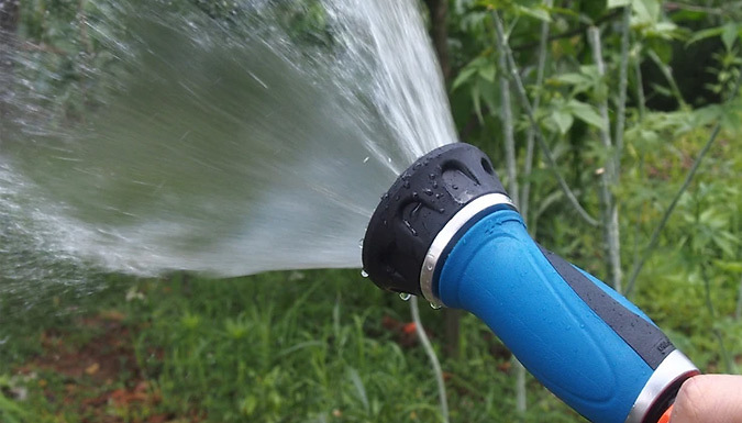 High Pressure Hose Spray Nozzle