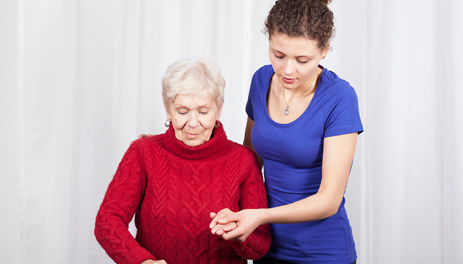 Caring and Support for the Elderly Course