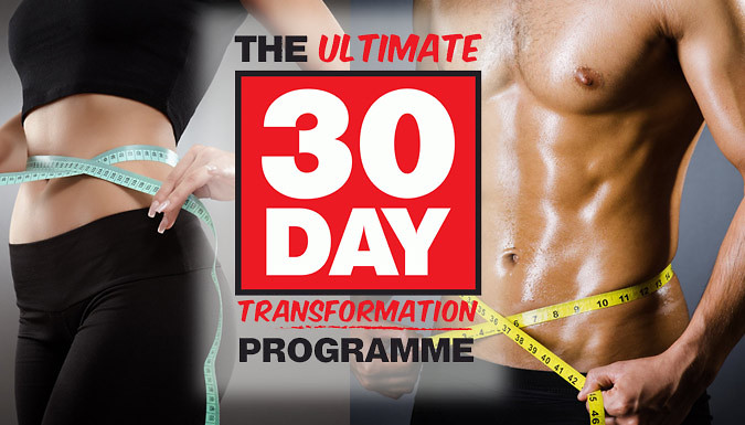 Ultimate 30 Day Transformation Programme