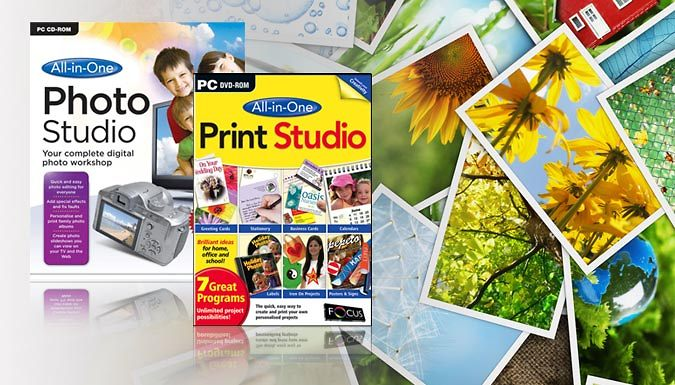 All in One Photo and Print Studios