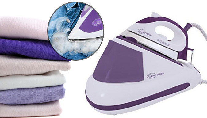 2600W Steam Generator Iron