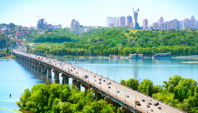 2-4 Night Hotel Stay with Flights & Chernobyl Tour from Travelodeal Limited