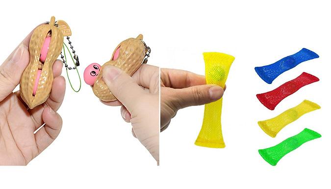 16-Piece 'Ultimate Fidget Bundle' Toy Set