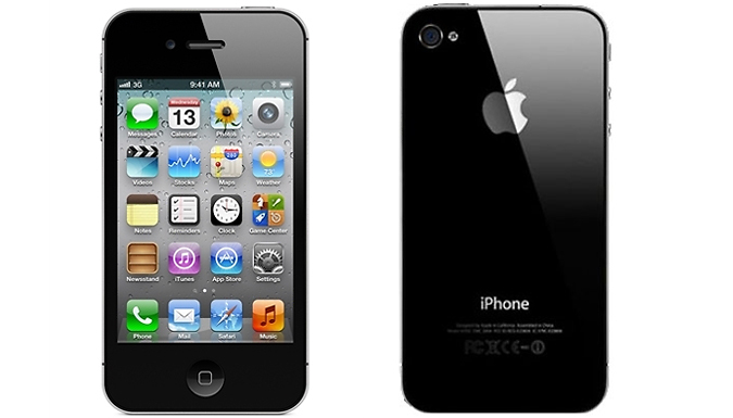 Buy Brand New Apple iPhone 4S (Unlocked) 16GB - 2 Colours