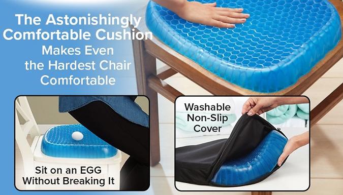 Orthopaedic Hydrogel Support Cushion