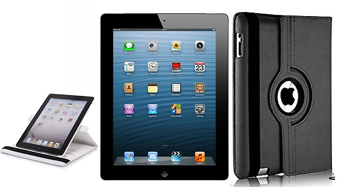 Apple iPad 4 With Free Leather Case - 16GB - Free Delivery!