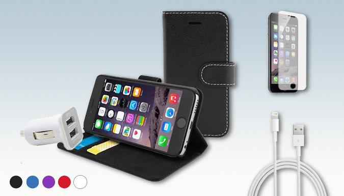 Accessories Bundle for iPhone 66 Plus