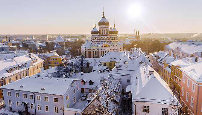 2-4 Night 4* Christmas Market Getaway with 4* Hotel & Flights from Travelodeal Limited