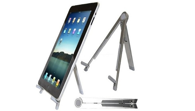 Foldable Portable Desk Stand for Tablets