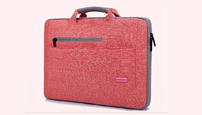 15.6 Inch Laptop Carry Bag – Compatible with Lenovo Dell Acer from Go  Groopie fd536aff83776