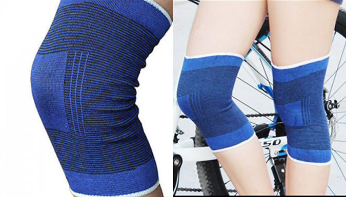 Pair of Ultra Light Knee Supports