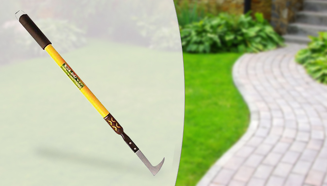 Extendible Telescopic Patio Knife
