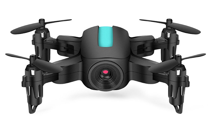 Spider Drone 500g With Optional 4K Camera - 2 Colours