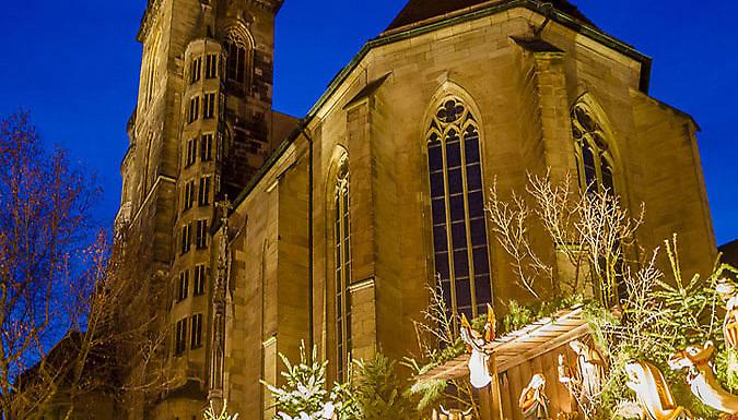 2-4 Night Christmas Market Break with Hotel, Breakfast & Flights from Bargain Late Holidays