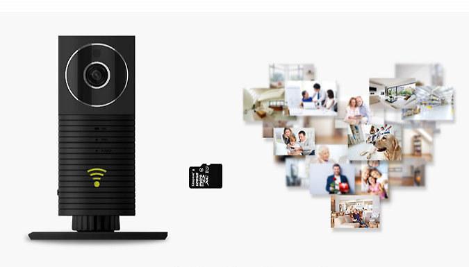 Smartpro Wi-Fi HD Surveillance Home Camera