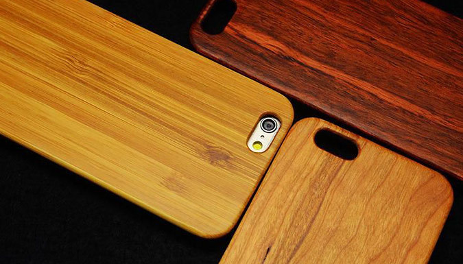 Wooden Style Case for iPhone 6