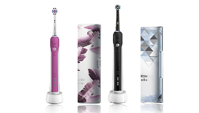 Oral-B Pro 680 Electric Toothbrush - 2 Colours