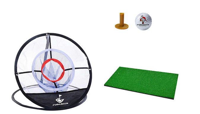 Golf Chipping Practise Net from Arther Gold