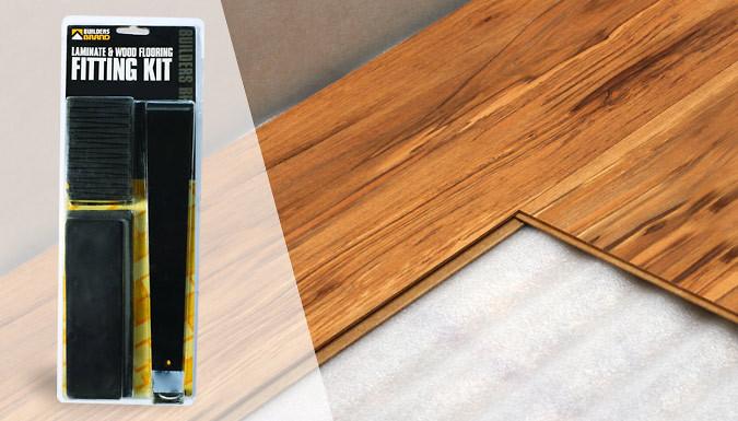 Laminate and Wood Floor Installation Kit