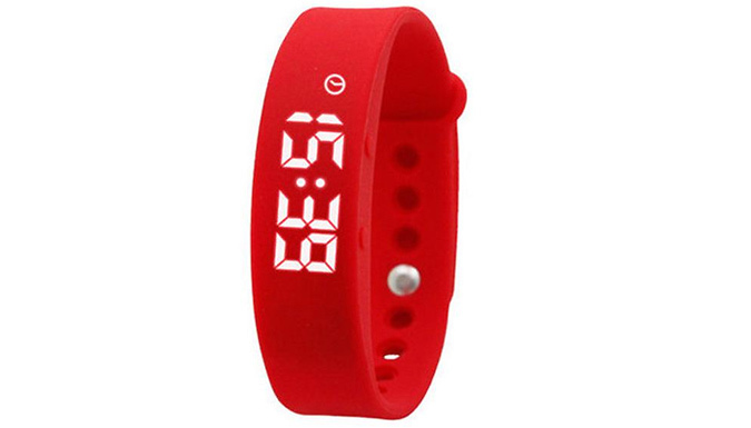 Kids\' Smart Fitness Activity Watch - 6 Colours