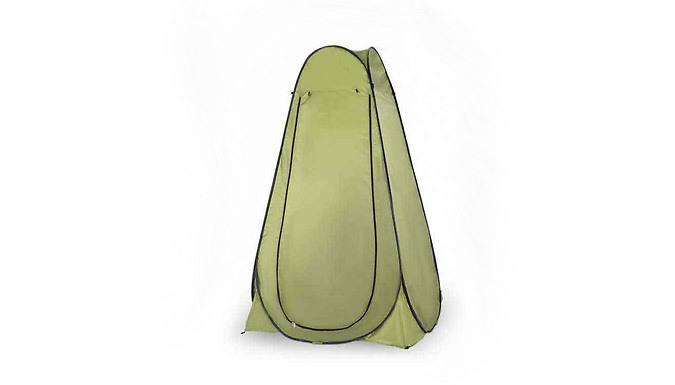 Portable Pop Up Privacy Tent from Home Season