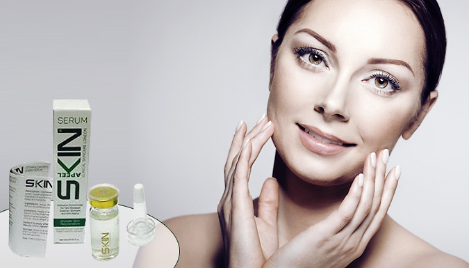 Compare retail prices of 1 or 2 Skinapeel Anti Ageing Serum (10ml) to get the best deal online