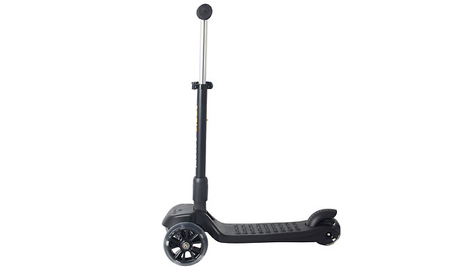 iScoot Blaze Folding Scooter With LED Wheels - 4 Colours